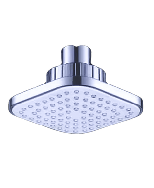 ABS Overhead Rain Shower - Square