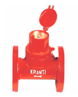 Kranti Hot Water Meter / Oil (Petrol / Diesel / Kerosene Only)