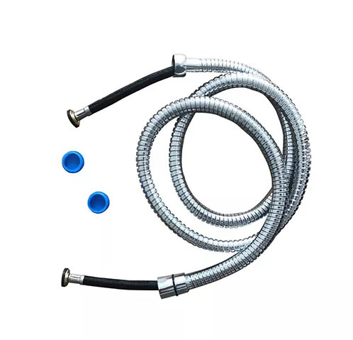 Hygrow SS Shower Tube - 1mtr