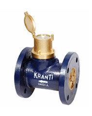Spiral Kranti Water Meter Bulk Enclosed Type