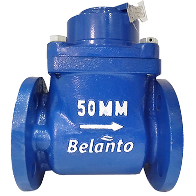 Flange End Water Meter Class B ISO 4064