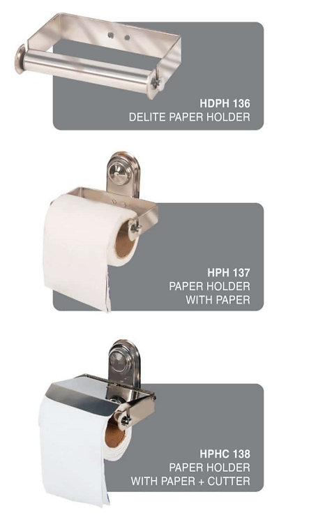 SS Paper Holder All Type