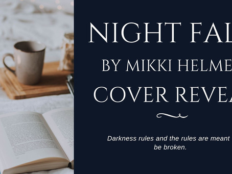 Night Fall: Cover Reveal