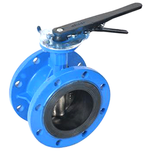 Butterfly Valve - Flanged