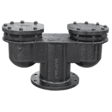 Air Valve - (Double Action)