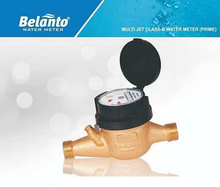 Belanto Water Meter