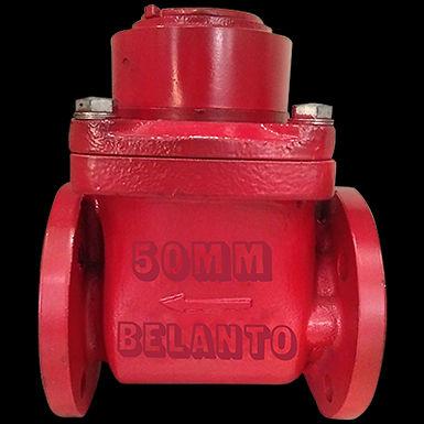 Hot Water Meter Woltman Type