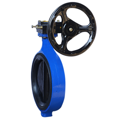 Butterfly Valve - (Gear Type)