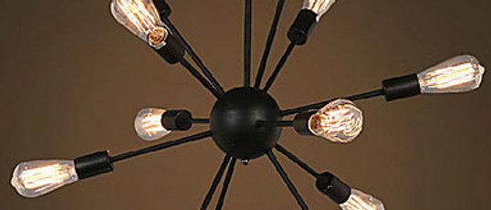 Spindel (12 bulb) Chandelier Lamp