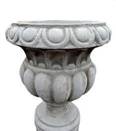 Pompeii Concrete Urn Planter