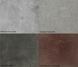 Concrete Color Palette