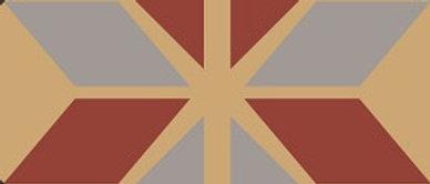 PRISMA I  7-3/4 in. x 7-3/4 in. Cement Tile (4.30 sq. ft. / case)