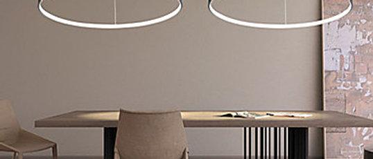 "Modena 32"" Chandelier Lamp"