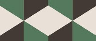 KUBOX II  7-3/4 in. x 7-3/4 in. Cement Tile (4.30 sq. ft. / case)