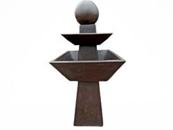 Lancaster Fountain - Dark Bronze