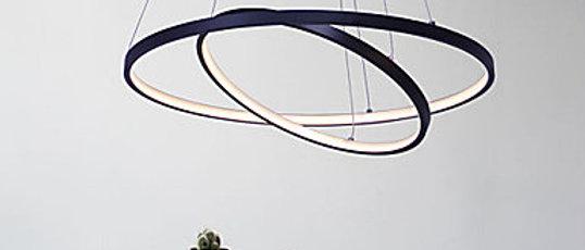 Modena Double Lamp Chandelier