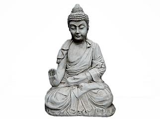 Daishin Concrete Buddha Statue