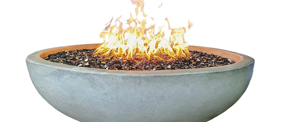 "48"" Round Concrete Fire Bowl"