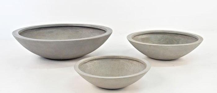 Obispo Wok Bowls (Round)