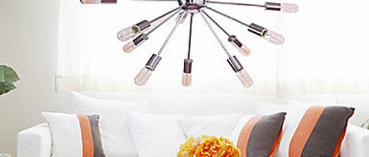 Spindel Chrome (18 bulb) Chandelier
