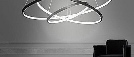 Modena Triple Lamp Chandelier
