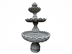 Santa Clara Fountain Sample