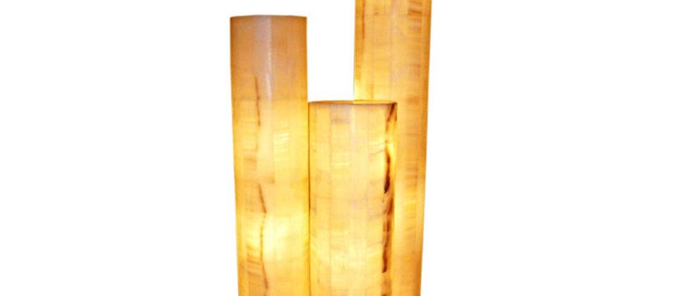 ONYX CYLINDER FLOOR LAMP