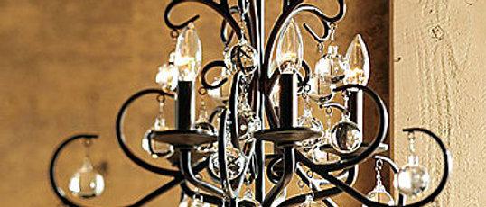 Elizabeth Chandelier Lamp