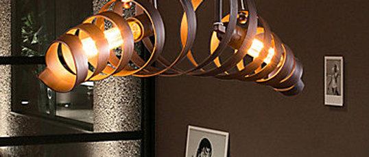Spiralen Chandelier Lamp