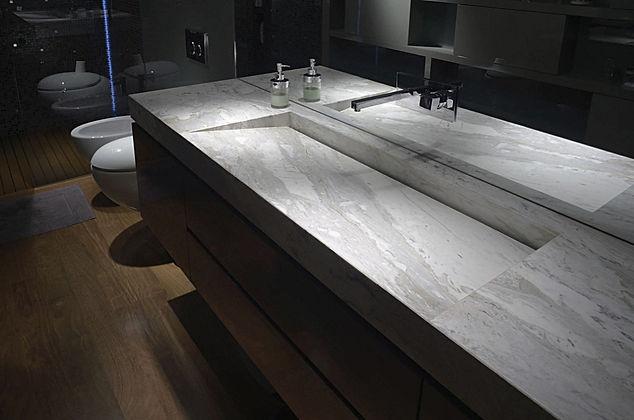 Onyx Vessel Sink
