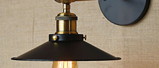 Bishop Wall Lamp