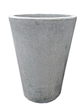 Concrete Cone Planter