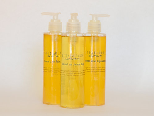 Lemon Lime Jojoba Liquid Soap