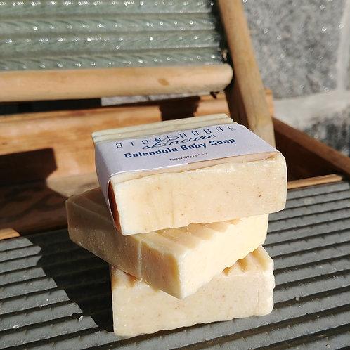Baby Calendula Soap