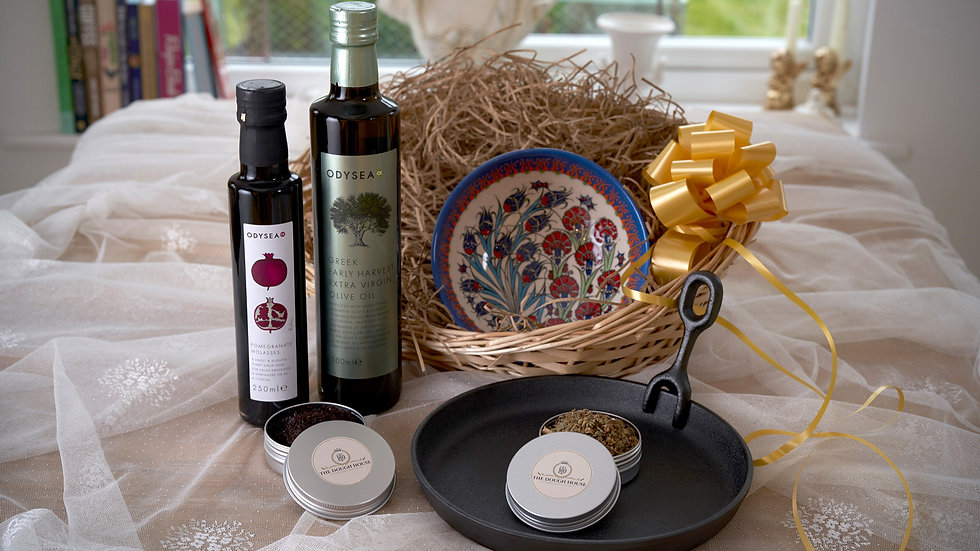 Meze Lover Cooking Gift Set