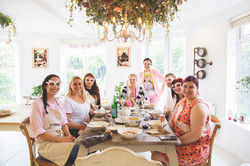 Bridal Shower at The Dough House