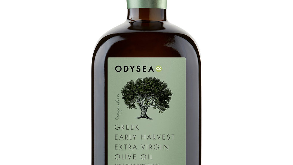 Early Harvest Olive Oil