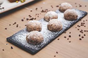 Alsatian chocolate balls