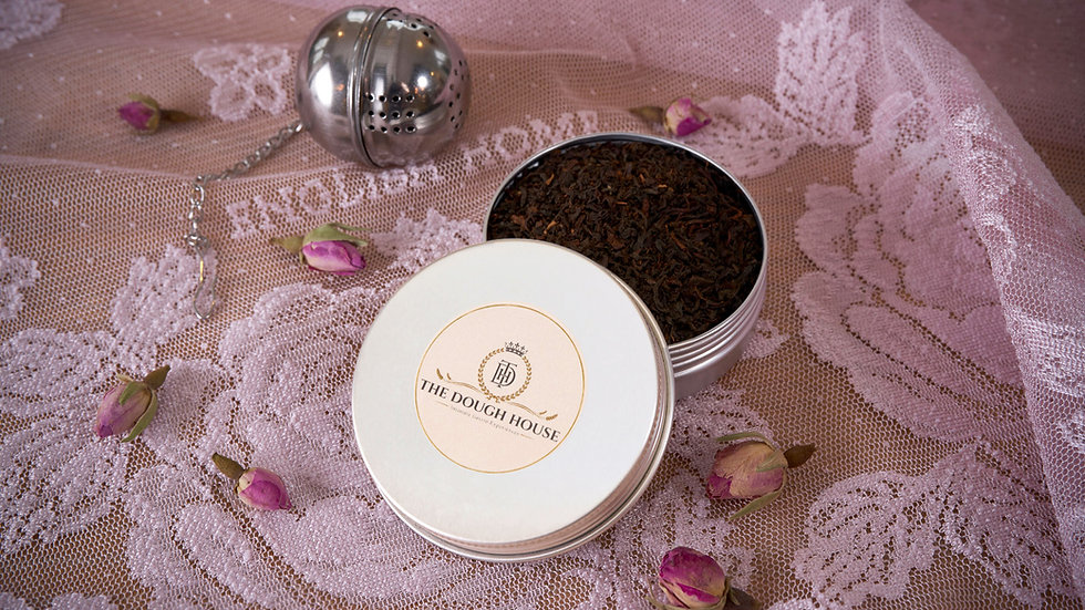 TDH Organic Afternoon Tea Blend