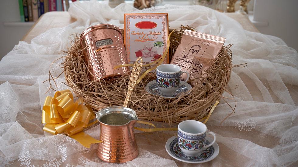 Greek Turkish Coffee Gift Set