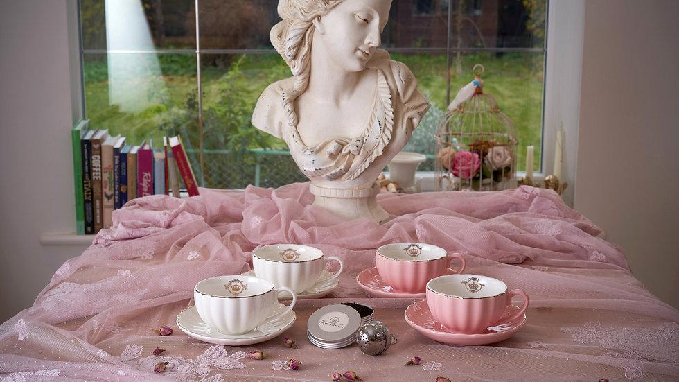 Tea Lover Gift Set Royal Crown Small