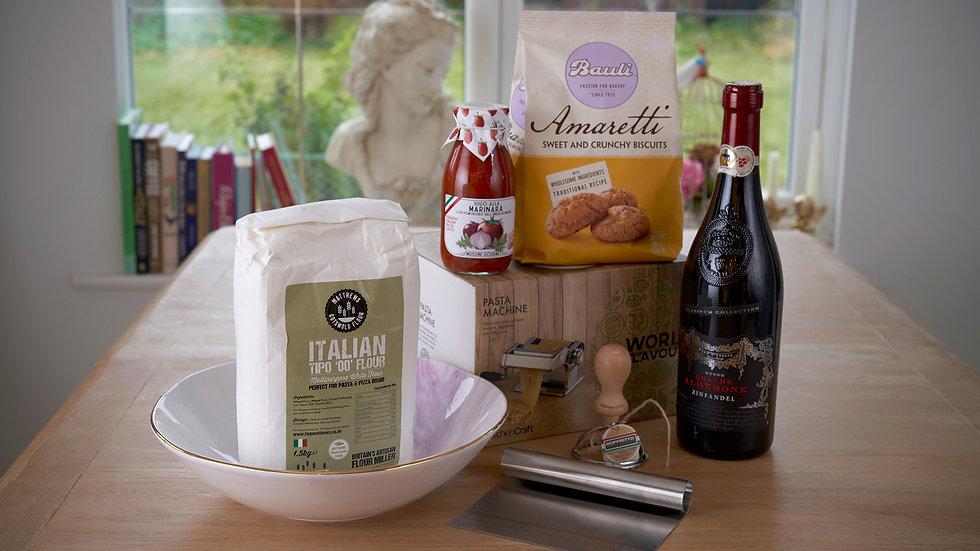 Pasta Lover Cooking Gift Set