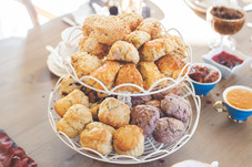 Sweet and savoury scones
