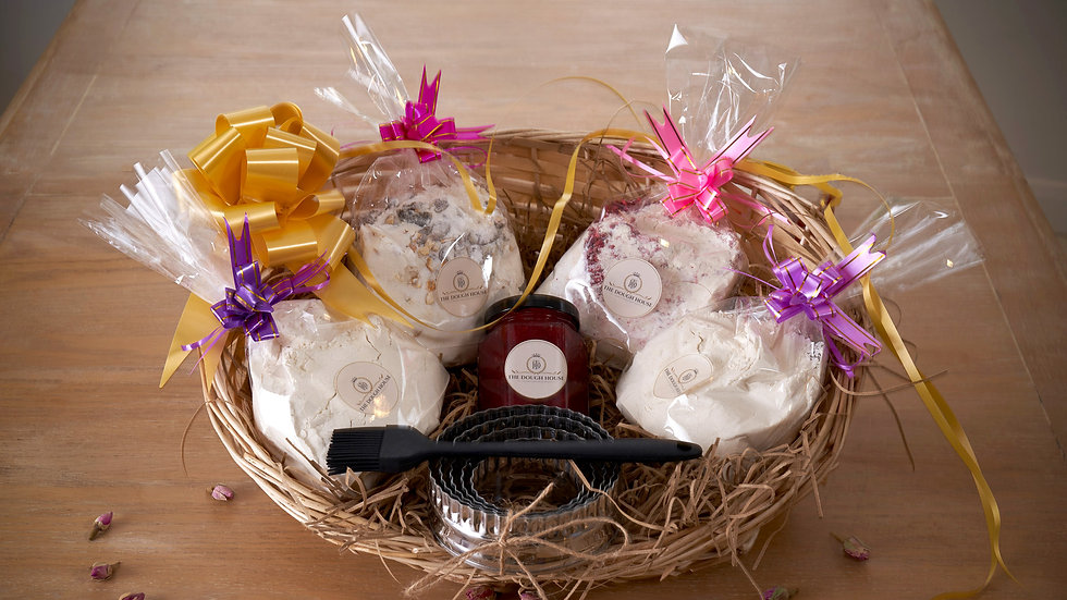 Scone Baking Gift Set