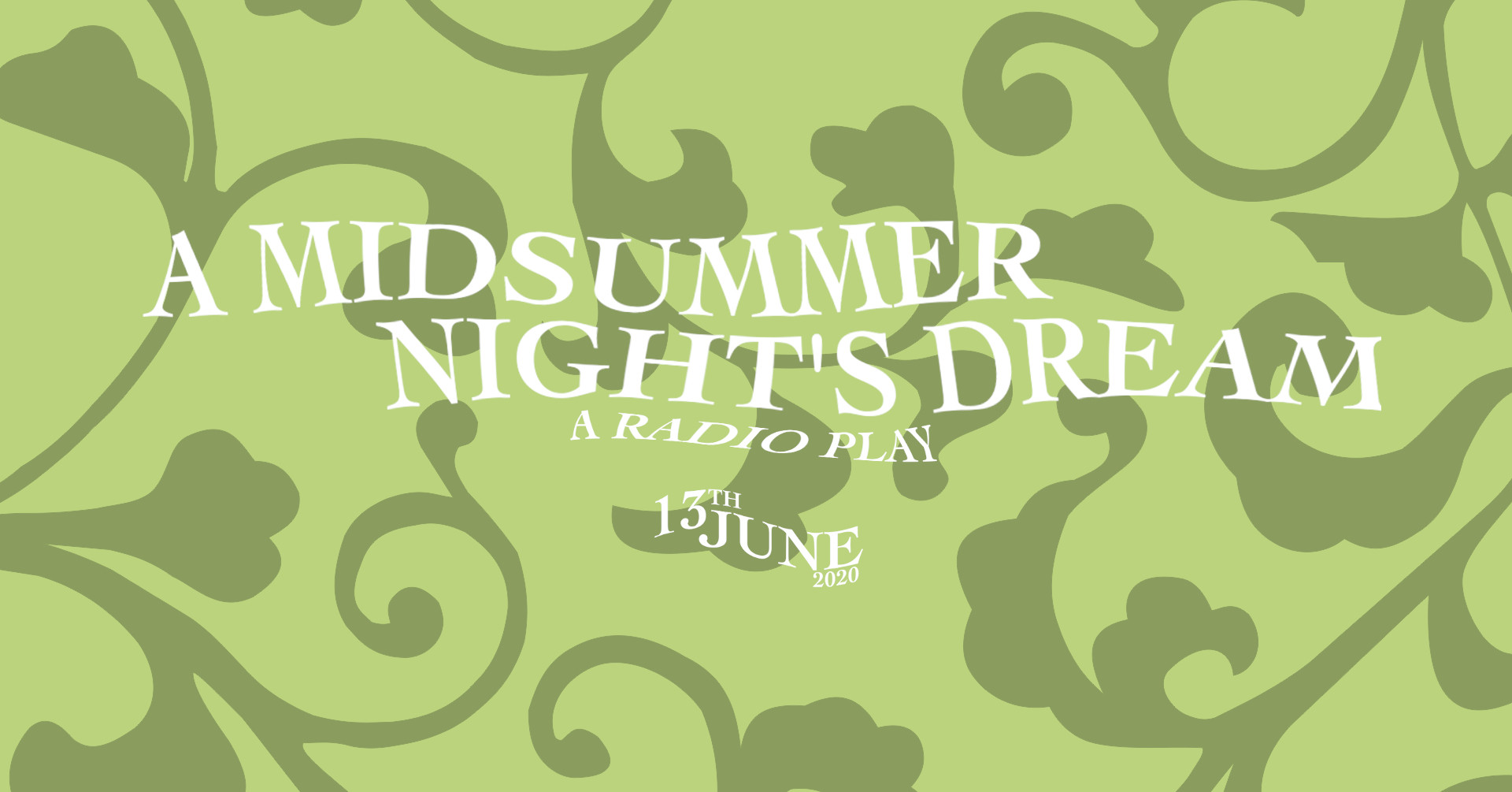 A Midsummer Night's Dream, now LIVE