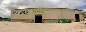 Valoria Residuos. Admisión, Gestion, Valorizacion y tratamiento de residuos no peligrosos industriales o de obras de construccion y demolicion. Gestion de residuos en Santander, Gestion de residuos en Torrelavega, Gestion de residuos Cantabria
