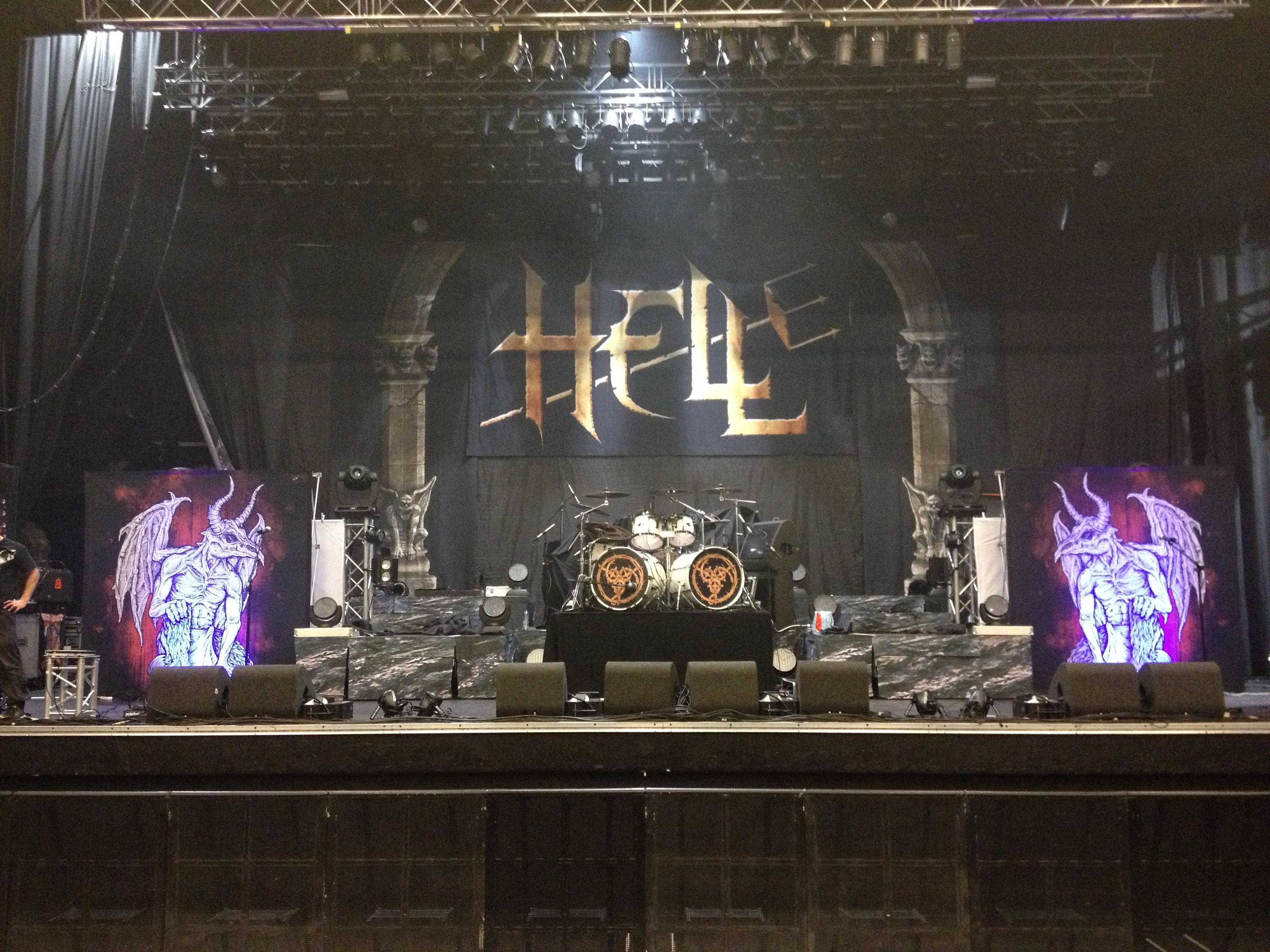 Tilburg Amon Amarth tour