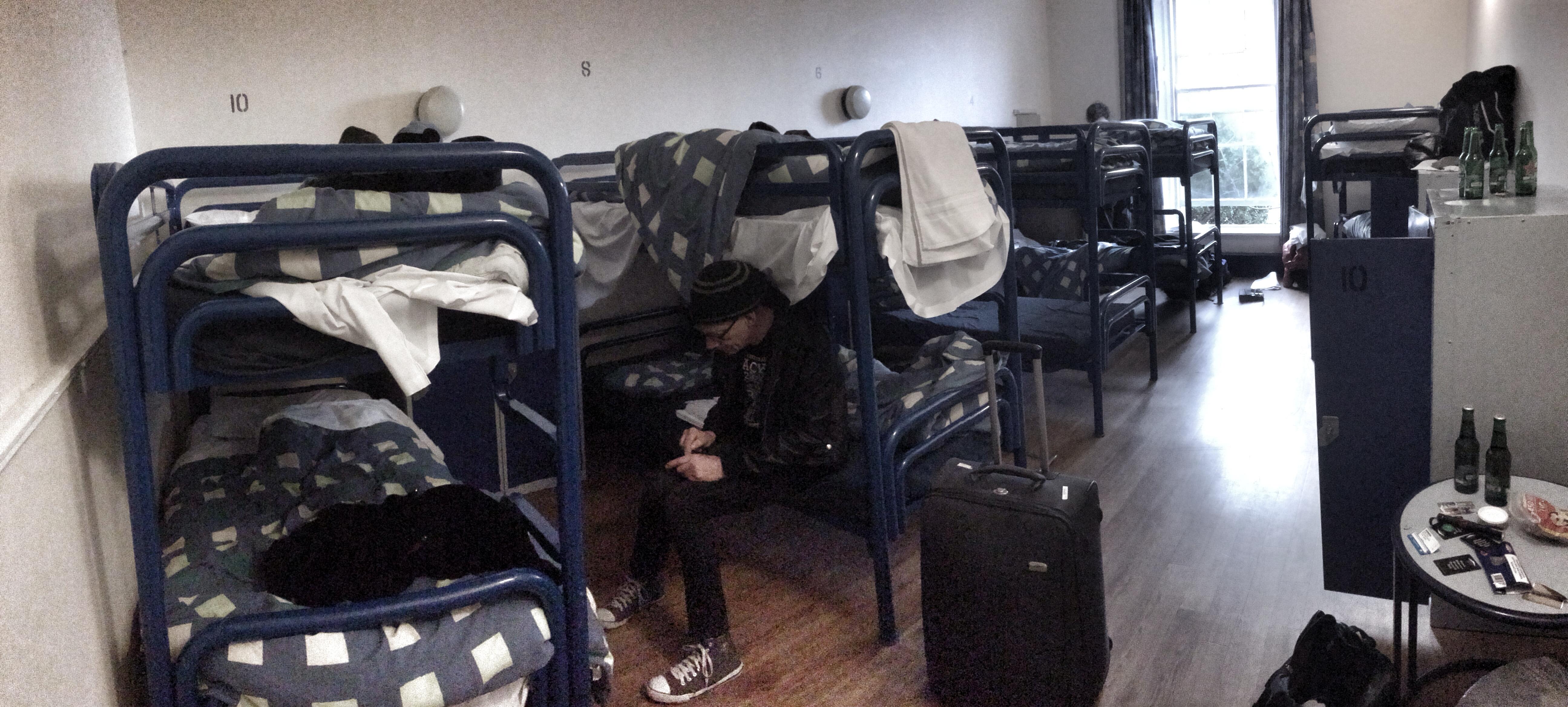 hostel tour