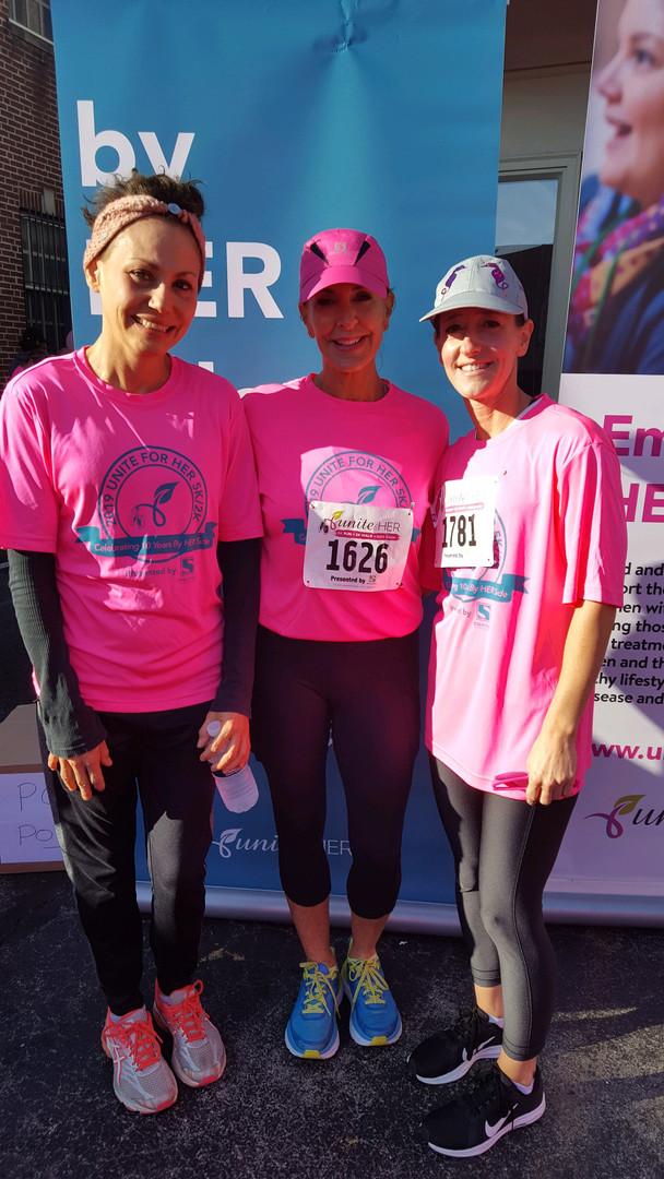 Cancer Awareness Walk & Run