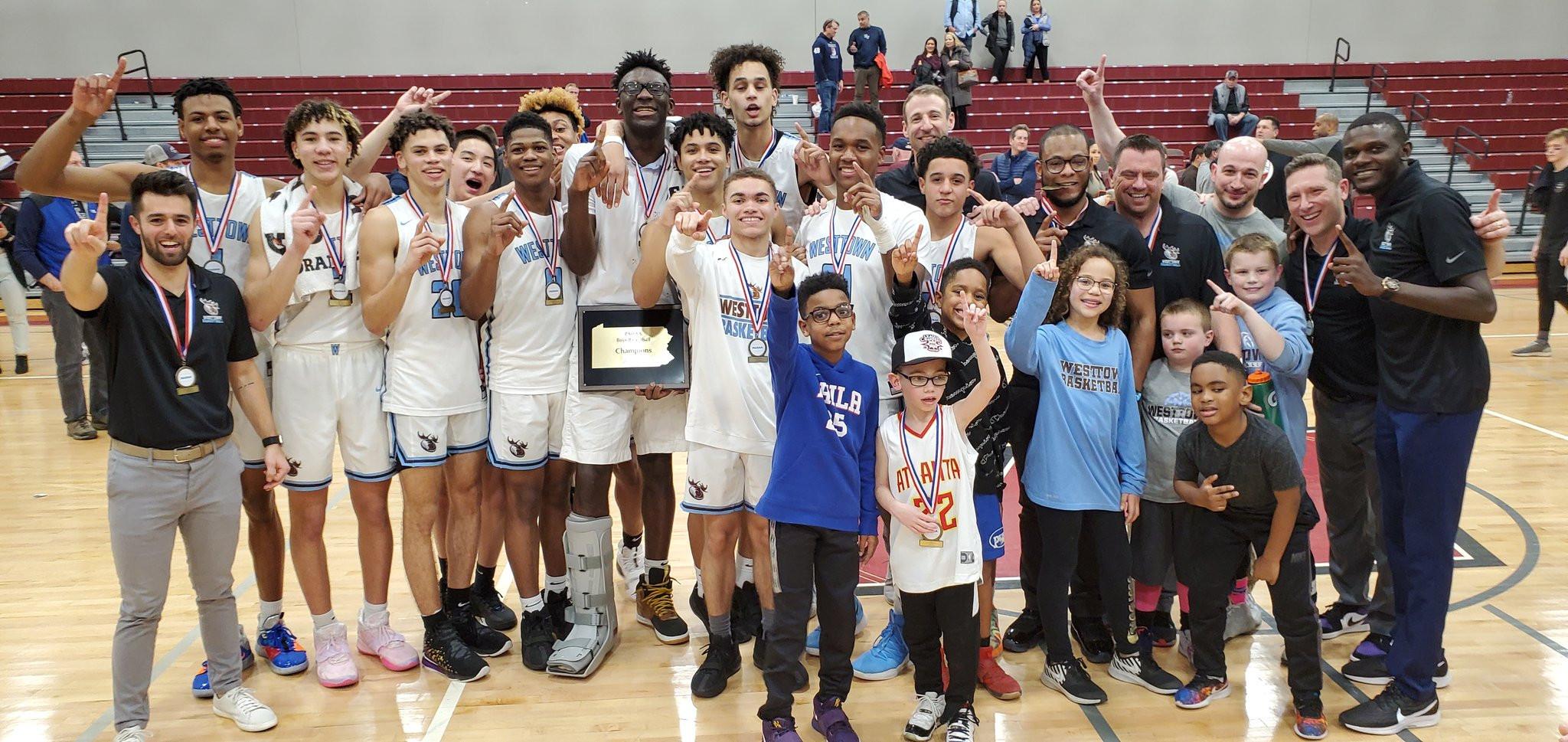 Westtown Boys Basketball 2019-20